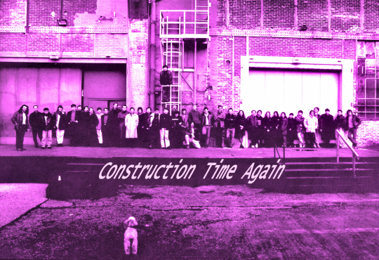 « Construction Time Again »